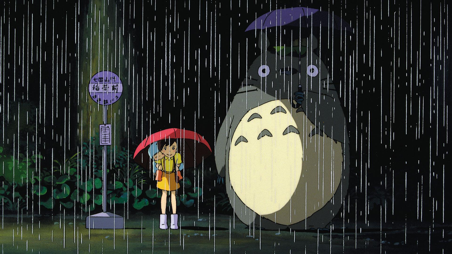 Min nabo Totoro er en film som gjør voksne til barn igjen, for en stakket stund. (Foto: Arthaus)