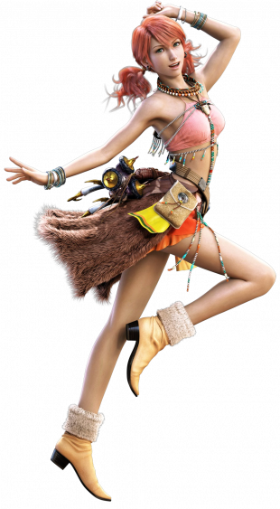 Oerba de Vanille - Final Fantasy XIII. (Foto: Square Enix)