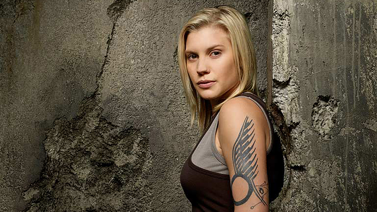 Katee Sackhoff. (Foto: British Sky Broadcasting)