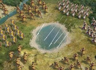 Bueskyttere i Civilization V kan skyte over flere felt. (Foto: Firaxis Games)