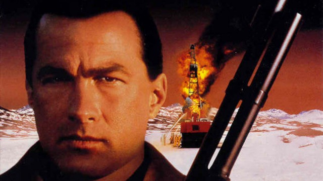 Steven Seagal i On Deadly Ground. (Foto: Warner Bros Entertainment Norway)