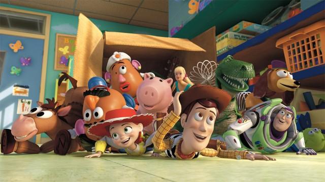 Toy Story 3. (Foto: Walt Disney Studios Motion Pictures Norway)