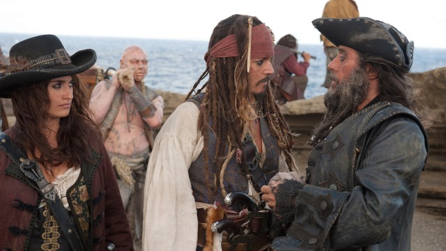 Bilde fra Pirates of the Caribbean: On Stranges Tides (Foto: The Walt Disney Company Nordic)