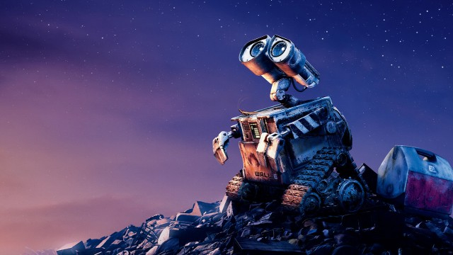 Wall-E. (Foto: Walt Disney Pictures)