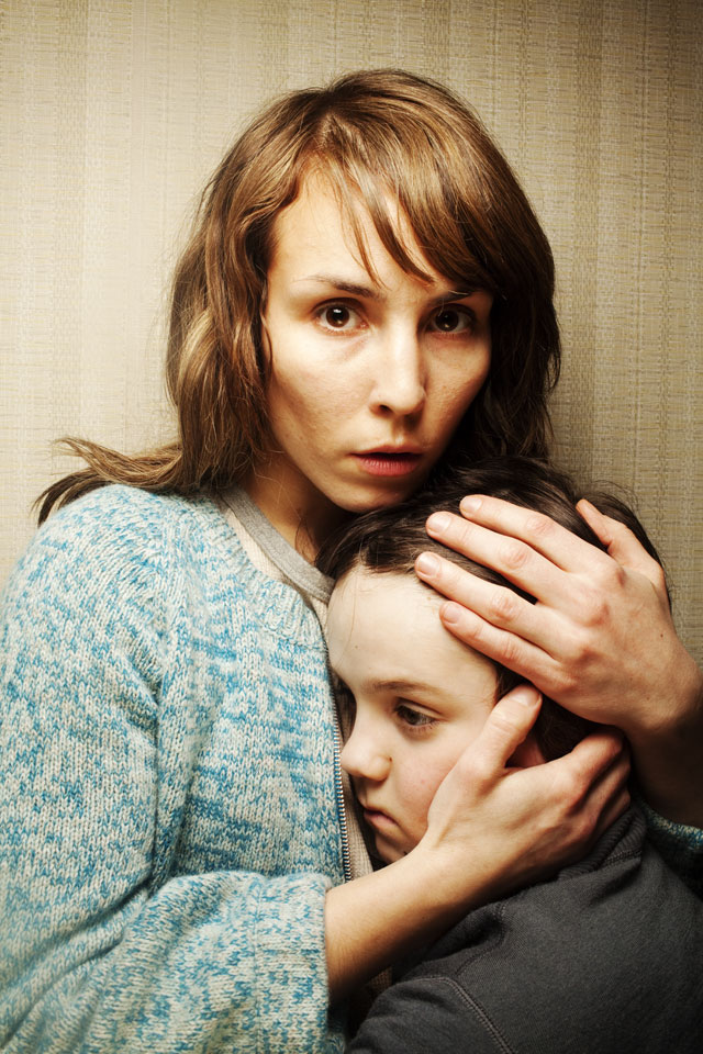 Noomi Rapace og Vetle Qvenild Werring i Babycall (Foto: SF Norge AS).