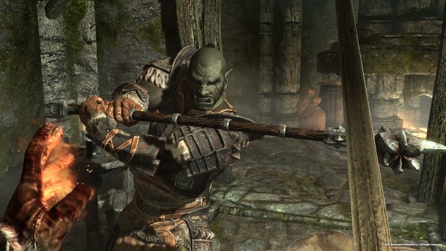 The Elder Scrolls V: Skyrim. (Foto: Bethesda Softworks)