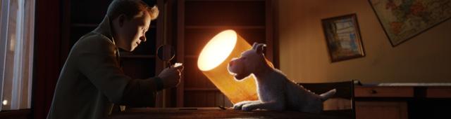 På eventyr med Tintin: Enhjørningens hemmelighet. (Foto: The Walt Disney Company Nordic)
