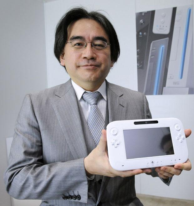 found for Satoru Iwata on http://p3.no