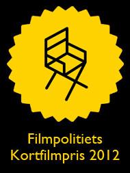 Filmpolitiets Kortfilmpris 2012