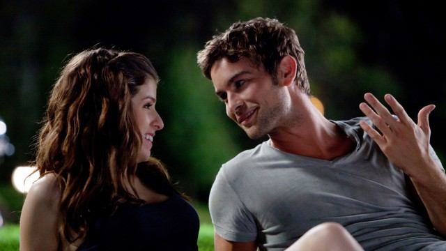 Anna Kendrick og Chace Crawford i What To Expect When You're Expecting (Foto: Norsk Filmdistribusjon).