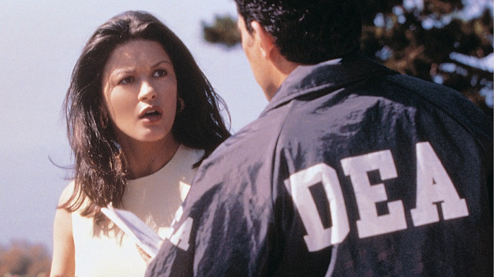 Catherine Zeta Jones i Traffic (Foto: United International Pictures).