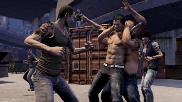 Everybody was Hong Kong fighting (Bilete: Square-Enix).