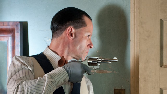 Guy Pearce spiller special agent Charlie Rakes i Lawless (Foto: SF Norge AS).