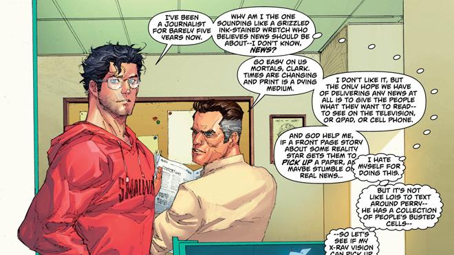 Sistema de Profissão Clark-Kent-Superman