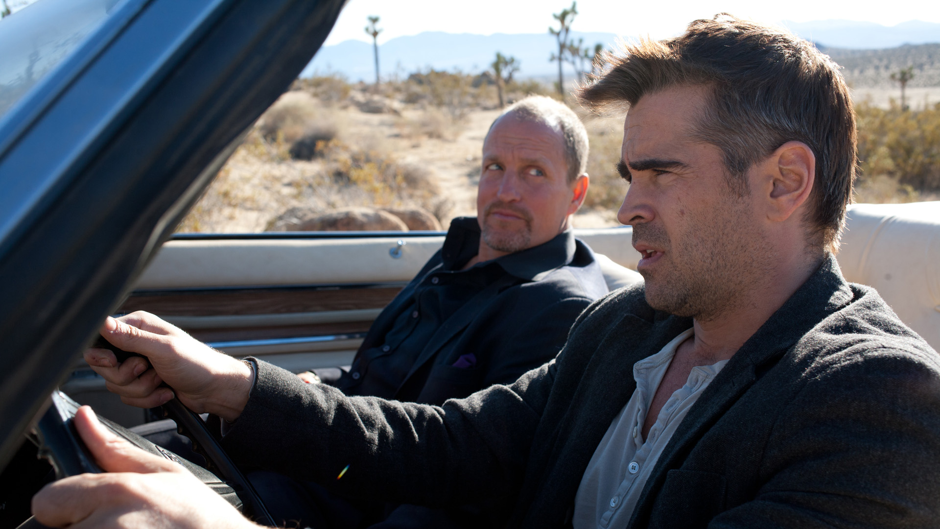 Woody harrelson klar for seven psychopaths