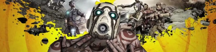 Borderlands 2 - smalt bilde. (Foto: Nordic Game Supply)