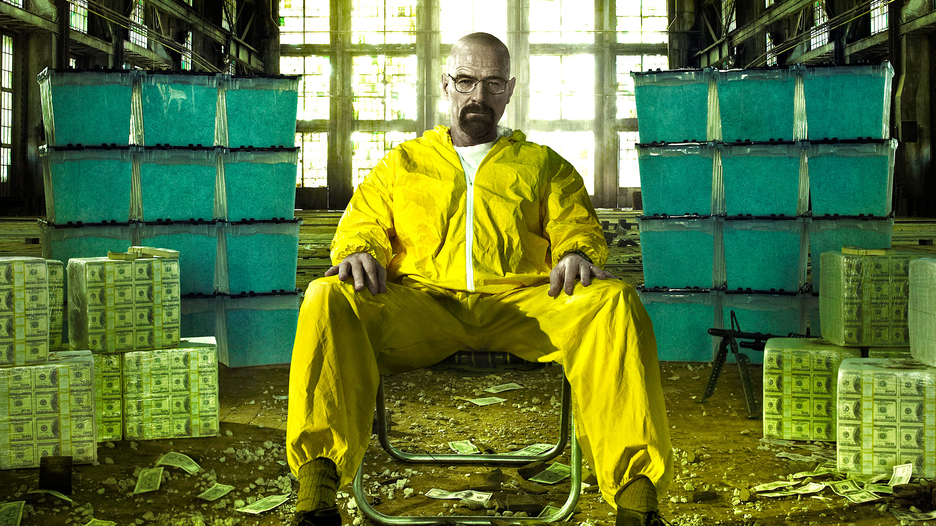 Amc Lance Breaking Bad Et Low Winter Sun Le 11 Aout The