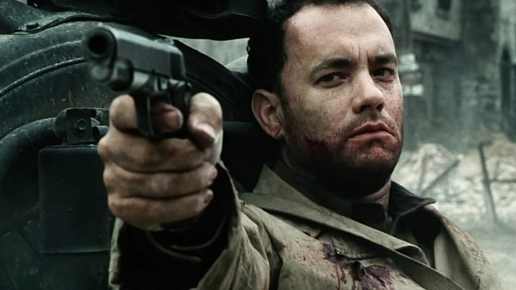 Tom Hanks i Redd menig Ryan (Foto: Paramount Pictures).