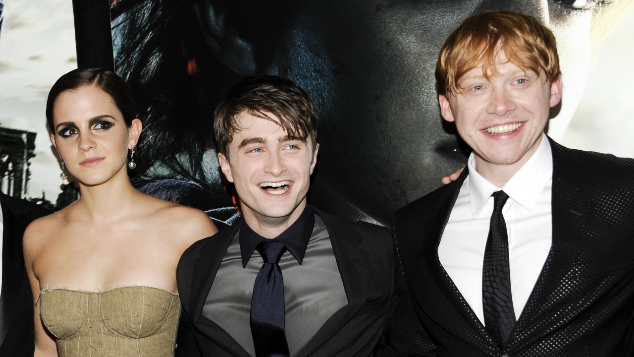 Nye roller for Harry P... Rupert Grint Instagram