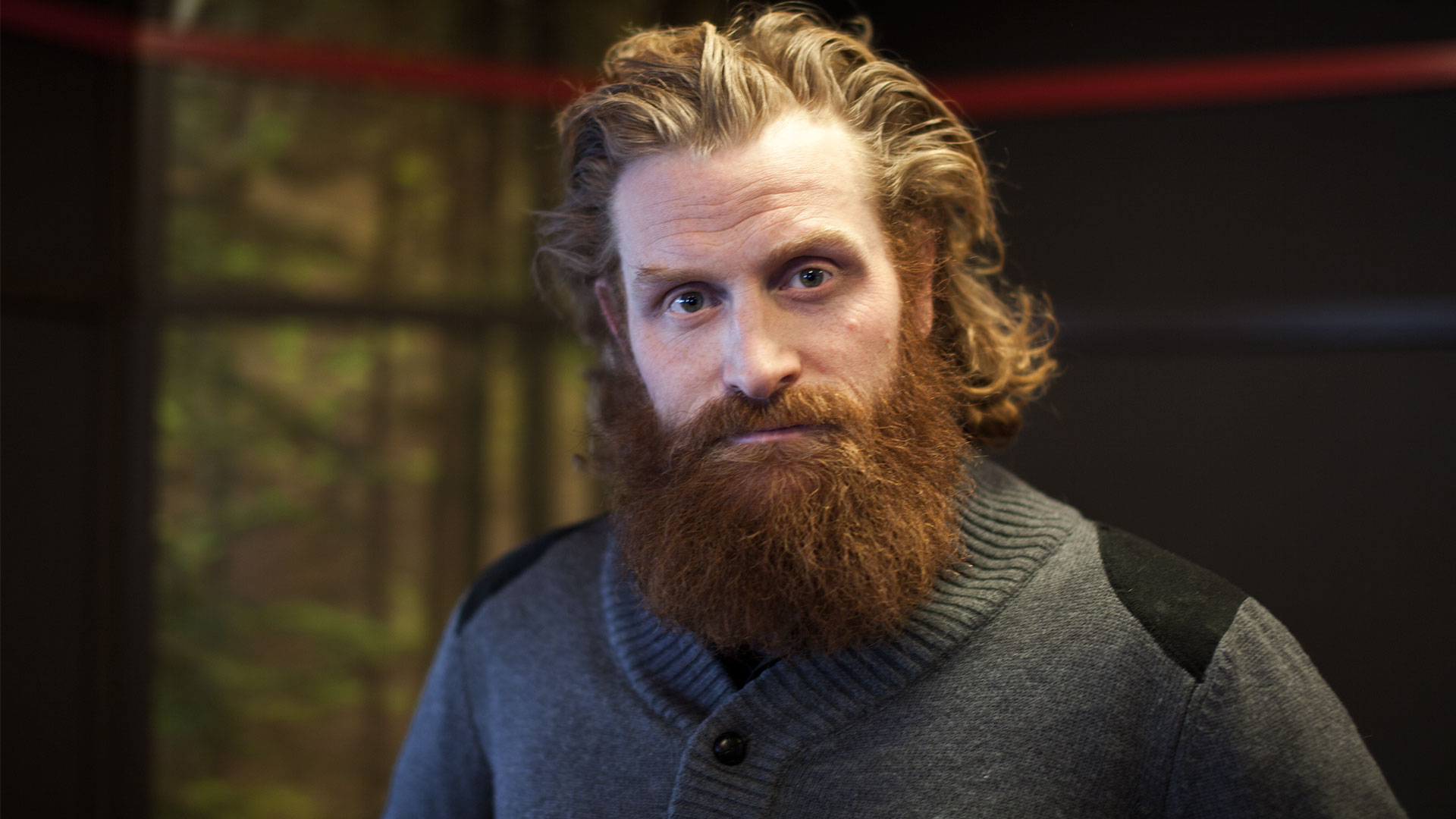 "Kristoffer Hivju ""red haired,red bearded guy from Game of ..."