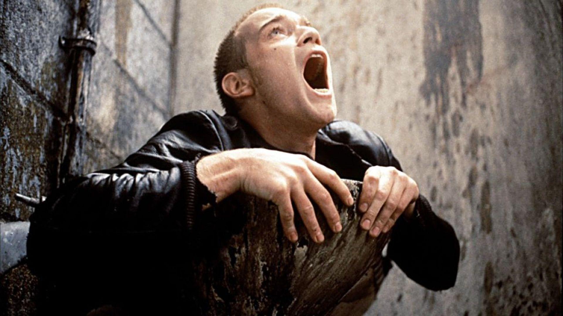 Trainspotting–Ewan McGregor. (Foto: Norsk Filmdistribusjon)