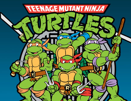 Teenage Mutant Ninja Turtles anno 1980-tallet. (Foto: Mirage Studios)