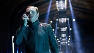 Simon Pegg får mer spilletid som Scotty i Star Trek Into Darkness (Foto: United International Pictures).
