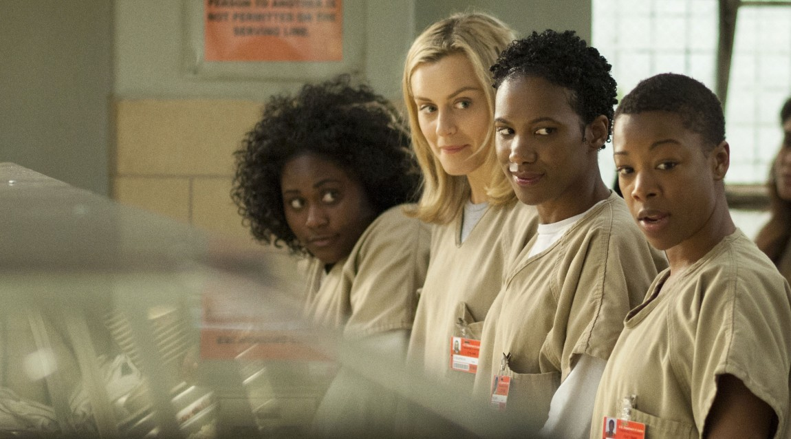 Orange is the new black. (Foto: Netflix)