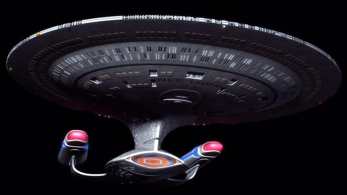 Uss Enterprise.