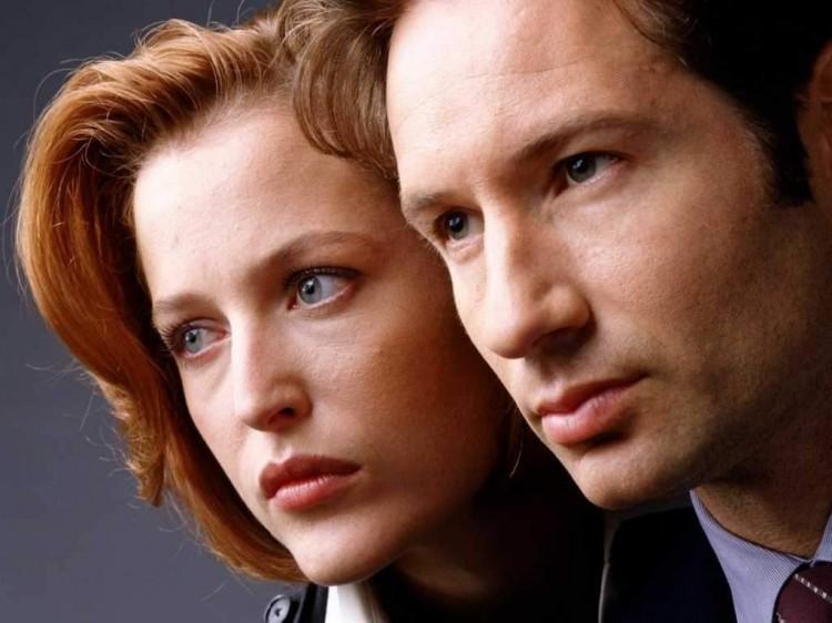 Mulder og Scully –duoen som eigenhending skapte «shipping»-begrepet som no farer over Tumblr.
