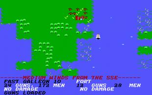 Sid Meier's Pirates! (1987) (Foto: Microprose)