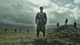 Ørjan Gamst som Oberst Herzog fra Tommy Wirkolas Død Snø 2. (Foto: Tappeluft Pictures).