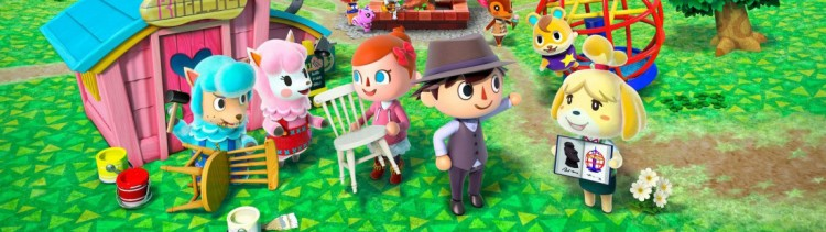Animal Crossing: New Leaf. (Foto: Nintendo)