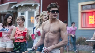 Zac Efron spiller Teddy i Bad Neighbours (Foto: United International Pictures).