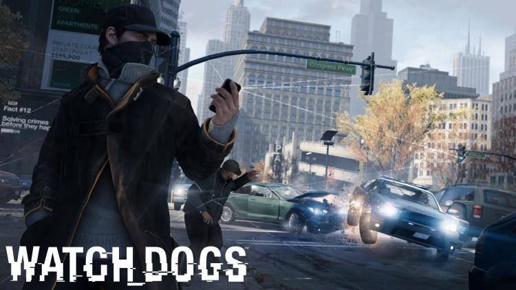 Å, krasja du fordi jeg hacket trafikklysene? Uff, det var dumt... (Foto: Ubisoft).
