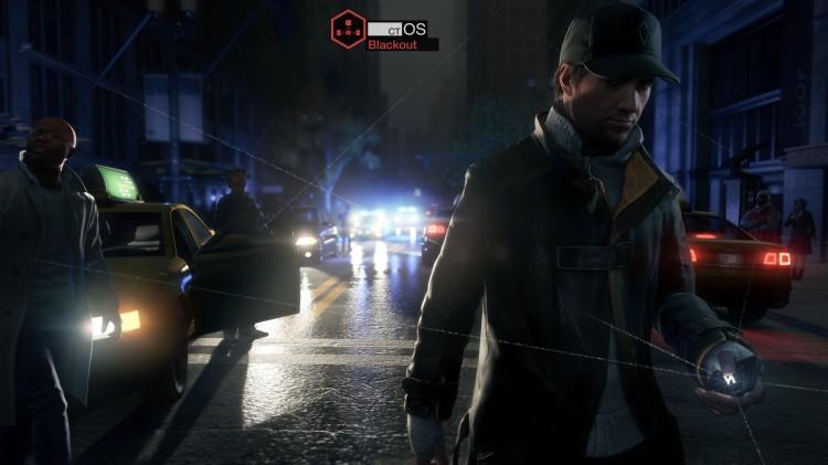 Etter hvert som hackerferdighetene dine blir bedre kan du mørklegge byen. (Foto: Ubisoft).