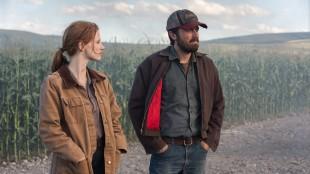 Jessica Chastain og Casey Affleck i Interstellar (Foto: Warner Bros. Pictures/ SF Norge).
