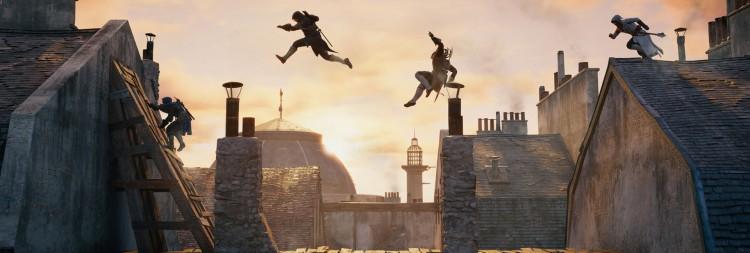 Assassin's Creed Unity. (Promofoto: Ubisoft).