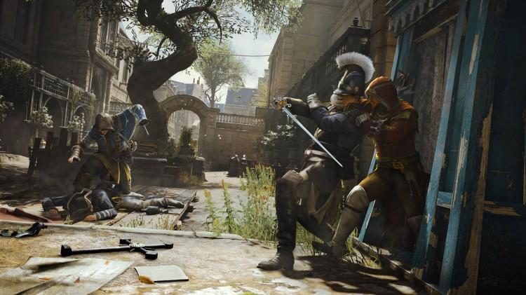 Endelig et Assassin's Creed-spill med en skikkelig samarbeidsmodus! (Promofoto: Ubisoft).