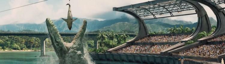 Jurassic World. (Foto: United International Pictures).