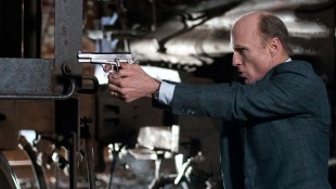Ed Harris spiller den brutale gangsterbossen Maguire i Run All Night (Foto: SF Norge AS).