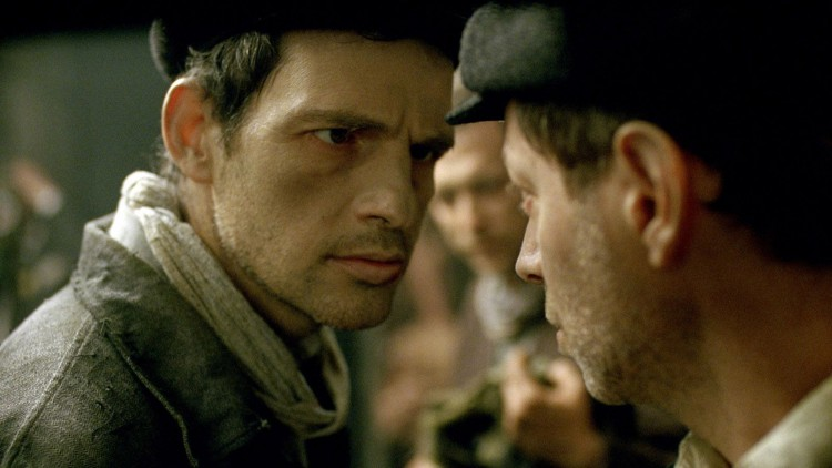 Saul fia er en helt rå filmopplevelse (Foto: Laokoon Filmgroup).