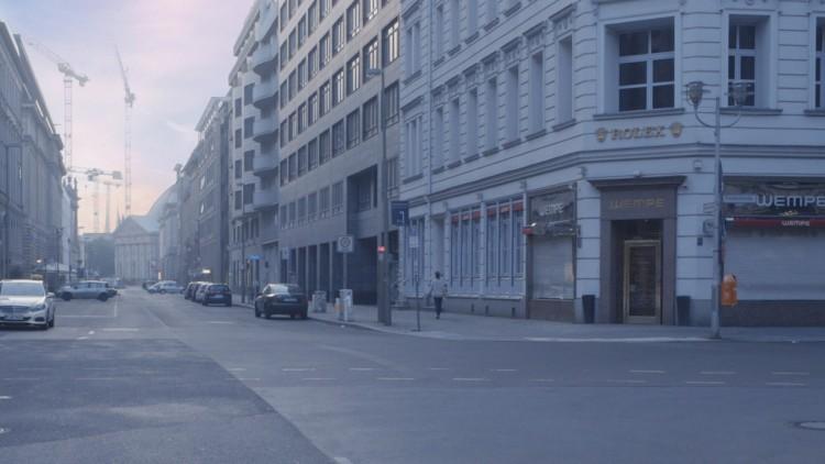 Norske Sturla Brandt Grøvlen har filmet En natt i Berlin i én imponerende tagning (Foto: Arthaus).