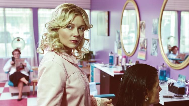 Kirsten Dunst i Fargo. Vi heier på henne i kategorien beste kvinnelige birolle i en miniserie (Foto: HBO Nordic, FX, MGM)