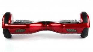 Denne ståhjulingen svever ikke, men minner likevel litt om Martys brett. (Foto: www.hov-board.com).