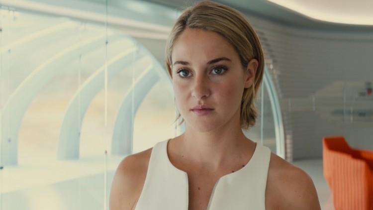 Shailene Woodley spiller en mindre interessant versjon av Tris i The Divergent Series: Allegiant (Foto: Lionsgate).