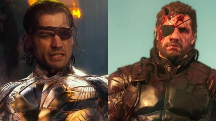 Jeg klarte ikke å slutte å tenke på Big Boss fra Metal Gear Solid da jeg så Gods of Egypt! (Foto: Skjermdump fra filmtrailer /  Konami Digital Entertainment).