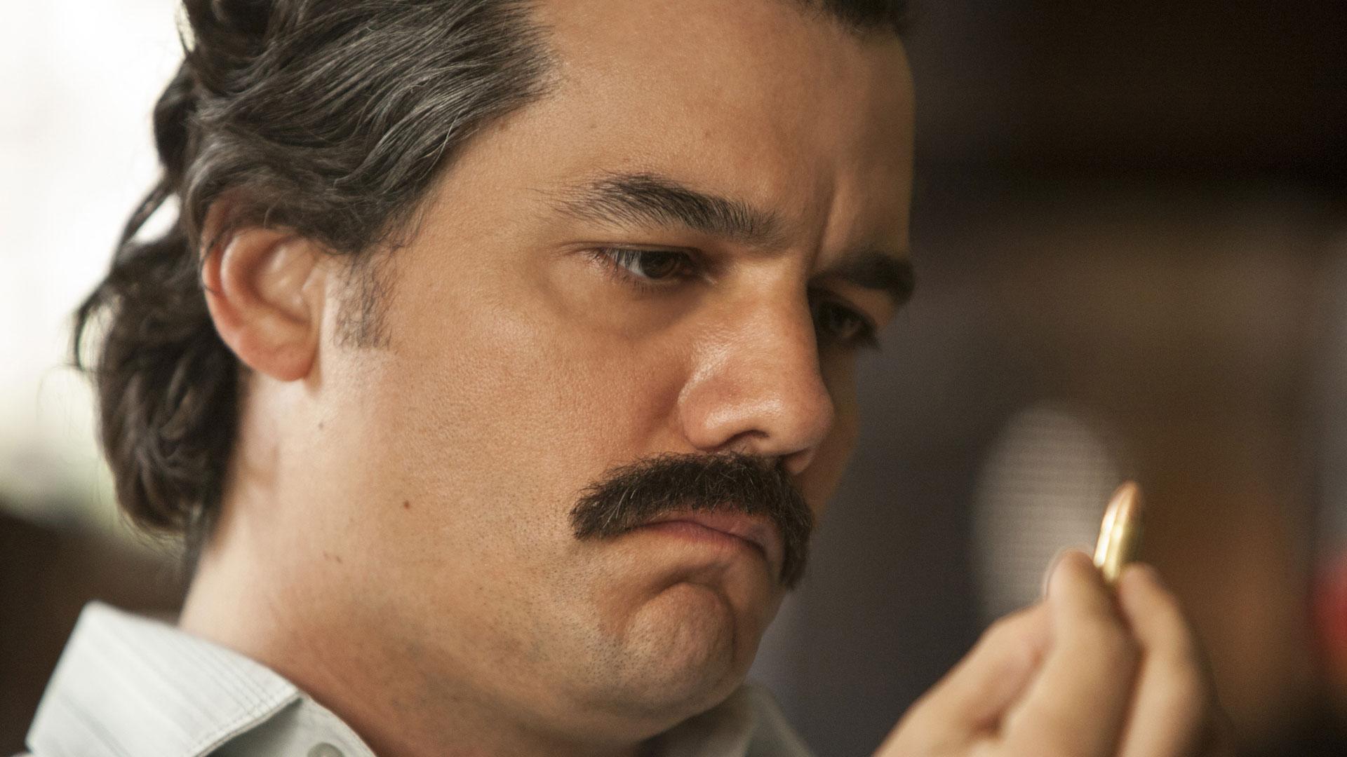 Pablo Escobar (Wagner Moura) har mye å tenke på i sesong 2 av Narcos. (Foto: Netflix)
