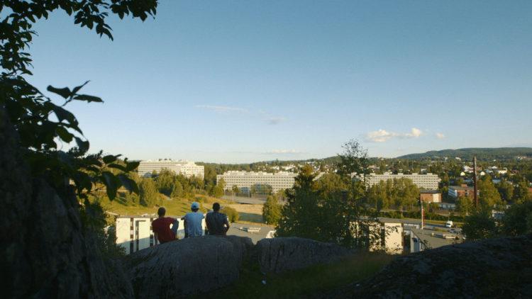 Miljøet på Haugenstua i Groruddalen blir godt beskrevet i Barneraneren. (Foto: Tour de Force)