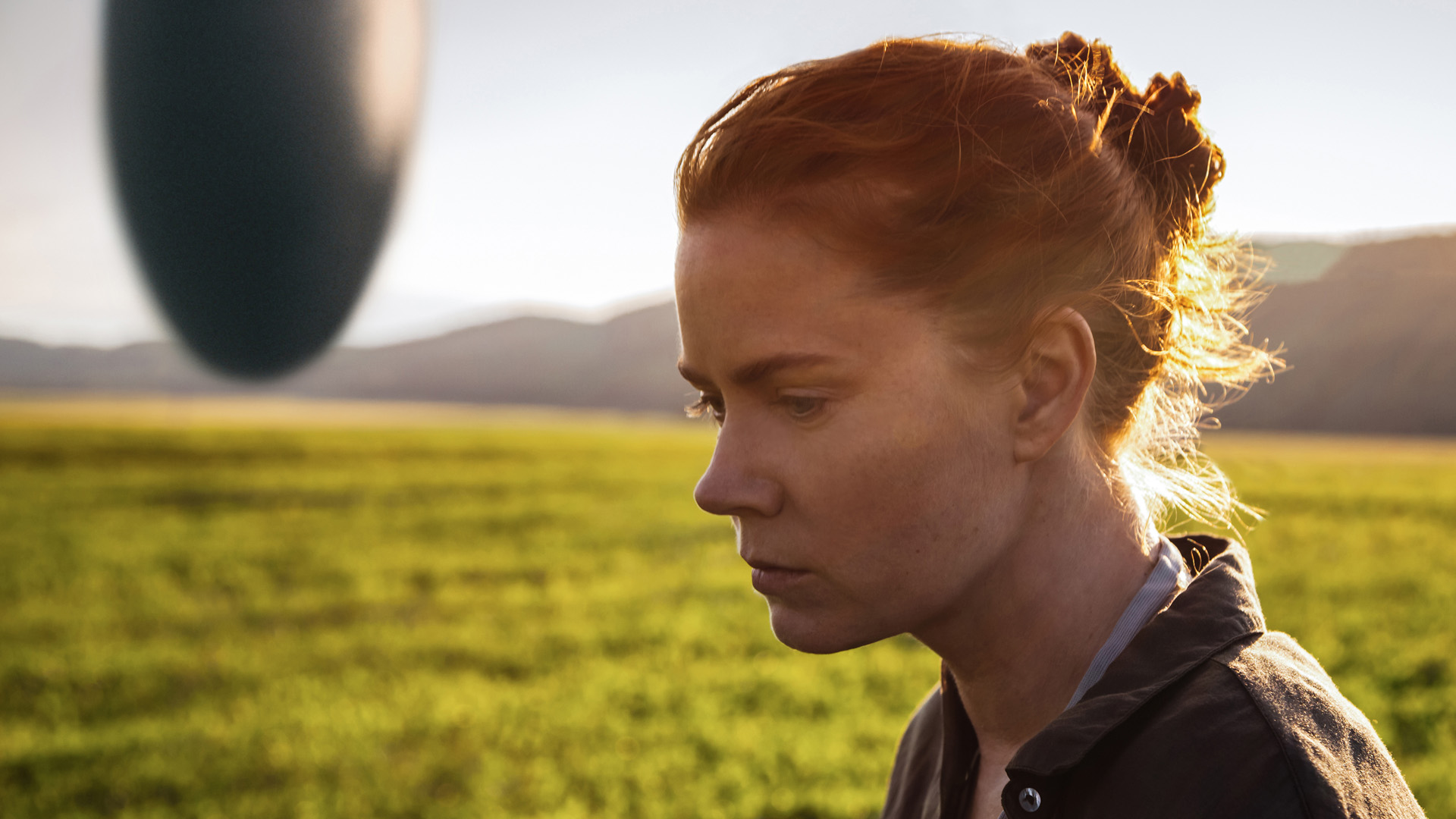Nydelige skuespill fra Amy Adams i Arrival. (Foto: United International Pictures)